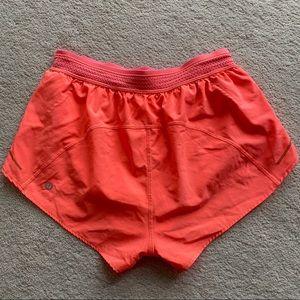lululemon athletica Shorts - Lululemon track shorts